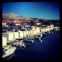 Photo taken at Trogirska riva by Alla A. on 10/19/2012
