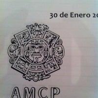 Das Foto wurde bei Asociación Mexicana de Contadores Públicos von Victor S. am 1/30/2014 aufgenommen