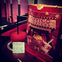 Photo taken at Muvico Theaters by Veraliz on 5/11/2013