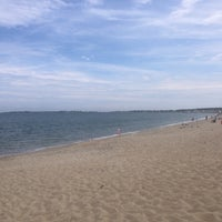 Photo taken at Ferry Beach State Park by Clarke M. on 8/3/2014