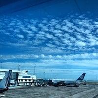 Photo taken at International Terminal by David O. on 11/20/2012