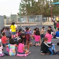 Photo taken at Sierra Vista Elementary by Aaron S. on 8/20/2013