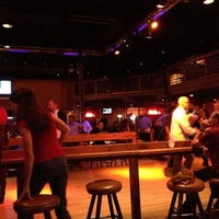 Photo taken at Stampede Mesquite Grill & Dance Emporium by Jennifer W. on 6/28/2013
