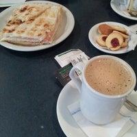 Photo taken at Solera Pizza Restaurante Café by Sebastian M. on 2/9/2013