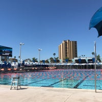 Photo taken at North Shore Aquatic Complex by Darrell L. on 12/12/2017