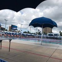 Photo taken at North Shore Aquatic Complex by Darrell L. on 8/26/2017
