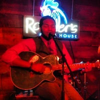Photo taken at Rooster's Blues House by The Local V. on 2/22/2014