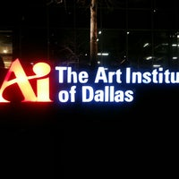 Photo taken at Art Institute of Dallas by Thomas C. on 4/2/2013
