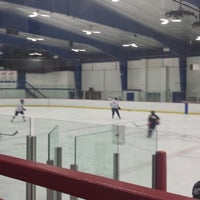 Photo taken at Columbia Ice Rink by Katie on 12/7/2013