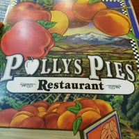 Photo taken at Polly's Pies - Moreno Valley by Andrea N. on 9/22/2016