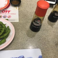 Photo taken at Sushi King by Affy N. on 5/6/2017