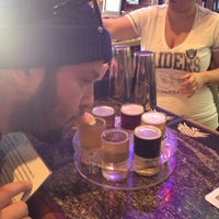 Photo taken at San Pedro Brewing Company by Elena V. on 12/30/2012
