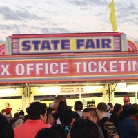 Photo taken at State Fair Meadowlands by Chad R. on 7/5/2014