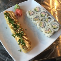 Photo taken at Trapper's Sushi by Katherine H. on 5/3/2015