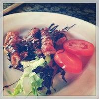 Photo taken at Toscanos Cafe & Wine Bar by Katherine H. on 5/12/2013