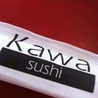 Foto tirada no(a) Kawa Sushi | 川 por Fabiano S. em 5/16/2013