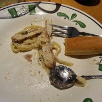 "Photo taken at Olive Garden by ""Blue Haired Gal"" C. on 8/12/2013"