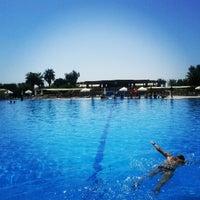 Photo taken at Riu Kaya Belek Hotel by Şamil B. on 9/15/2012