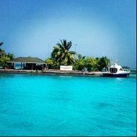 Photo taken at Paradise Island Maldives by YeliZzzz on 1/27/2013
