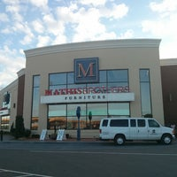 Photo taken at Mathis Brothers Furniture by Andrew Y. on 4/13/2013