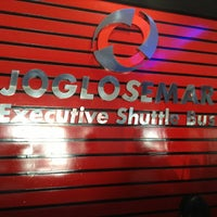 Photo taken at Joglosemar Executive Shuttle Bus by Couronne D. on 2/10/2013
