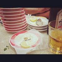Photo taken at Genki Sushi by Mitch H. on 11/25/2012
