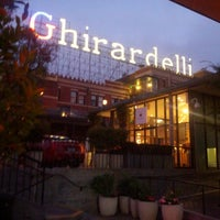 Photo taken at Ghirardelli Square by Rhia R. on 7/13/2013