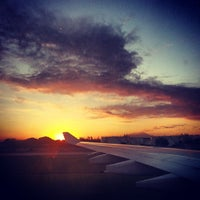 Photo taken at Rio de Janeiro–Galeão International Airport (GIG) by Juliano R. on 7/4/2013