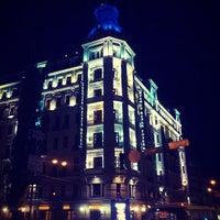 Снимок сделан в Премьер Палас Отель пользователем Dmytro S. 9/23/2013