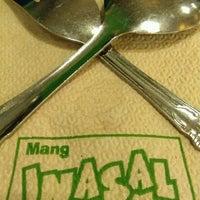 Photo taken at Mang Inasal by Bo B. on 1/12/2017
