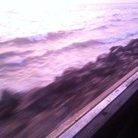Photo taken at Bentota Railway Station by Alexandr D. on 5/23/2014
