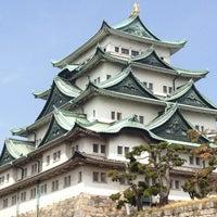 Photo taken at Nagoya Castle by Takafumi N. on 3/24/2013