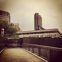Photo taken at Museum of London by Yammie P. on 9/21/2012