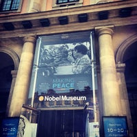 Photo taken at Nobel Museum by Yammie P. on 7/9/2013