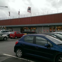 Photo taken at Delhaize by Lord S. on 12/23/2013