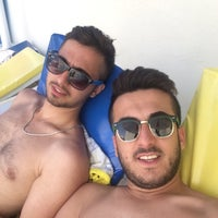 Photo taken at Narcis Otel by Yakup F. on 7/31/2016