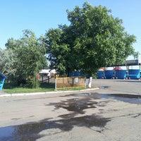 Photo taken at метановая заправка by Nasty B. on 7/14/2013