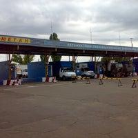 Photo taken at метановая заправка by Nasty B. on 6/19/2013