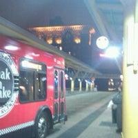 Photo taken at Stephanie Tubbs Jones Transit Center by Brandon V. on 12/17/2012