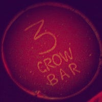 Photo taken at 3 Crow Bar by Travers S. on 7/21/2013