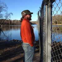 Photo taken at Saluda River by Travers S. on 1/20/2014