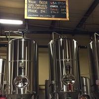 Photo taken at Skookum Brewery by Brian K. on 10/20/2016