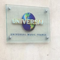 Photo taken at Universal Music France by Auriane S. on 3/7/2013