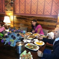 Photo taken at Chong Co Thai Restaurant & Bar by Guillermo R. on 2/28/2014