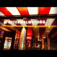 Photo taken at Östermalmstorg T-bana by Awanda E. on 12/13/2012