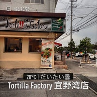 Photo taken at Tortilla Factory 宜野湾店 by Dai S. on 10/25/2014