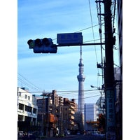Photo taken at 都営バス 東浅草一丁目 by Dai S. on 2/19/2014