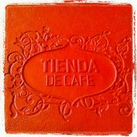 Photo taken at Tienda de Café by Leandro I. on 11/5/2012