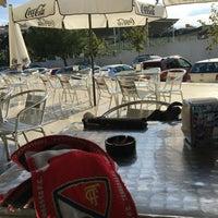 Photo taken at Estadi by Enzo M. on 9/18/2016