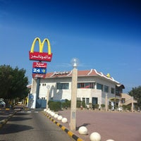 Photo taken at McDonald's by Mohammed A. on 2/12/2013
